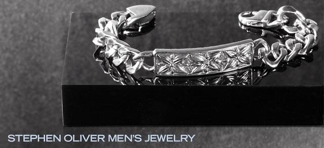 Stephen Oliver Men's Jewelry at MYHABIT