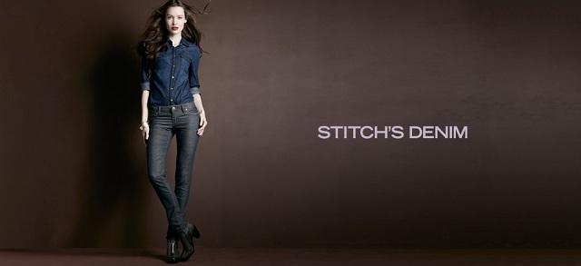 Stitch's Denim at MYHABIT