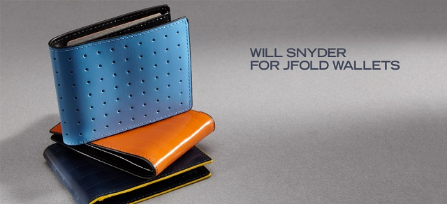 Will Snyder for JFold New York at MYHABIT