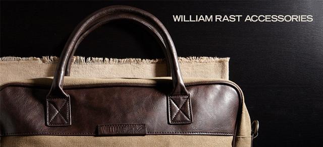 William Rast Accessories at MYHABIT