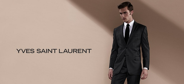 Yves Saint Laurent at MYHABIT
