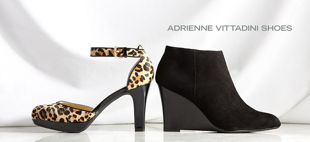 Adrienne Vittadini Shoes at MYHABIT
