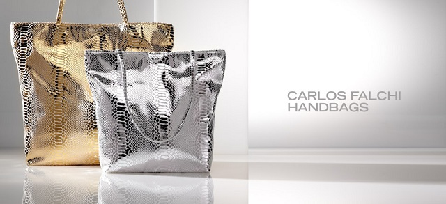Carlos Falchi Handbags at MYHABIT