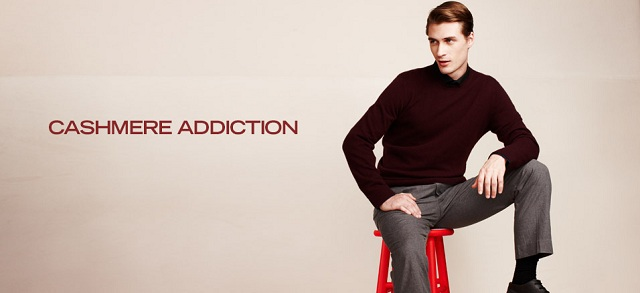 Cashmere Addiction by Cullen at MYHABIT