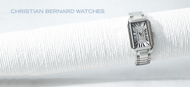 Christian Bernard Watches at MYHABIT