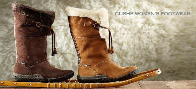 Cushe Women's Footwear at MYHABIT