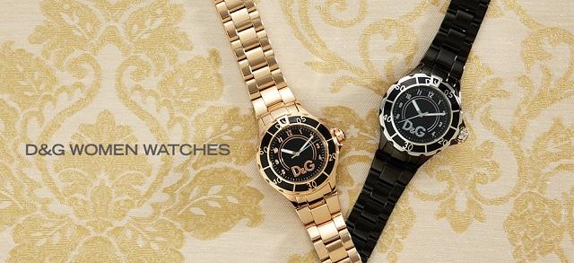 D&G Women's Watches at MYHABIT