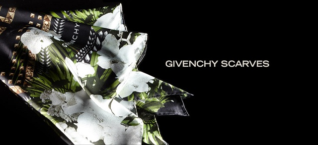 Givenchy Scarves at MYHABIT
