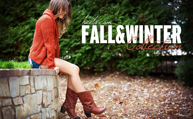 Heels Fall & Winter Collection Lookbook