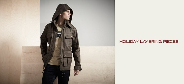 Holiday Layering Pieces at MYHABIT