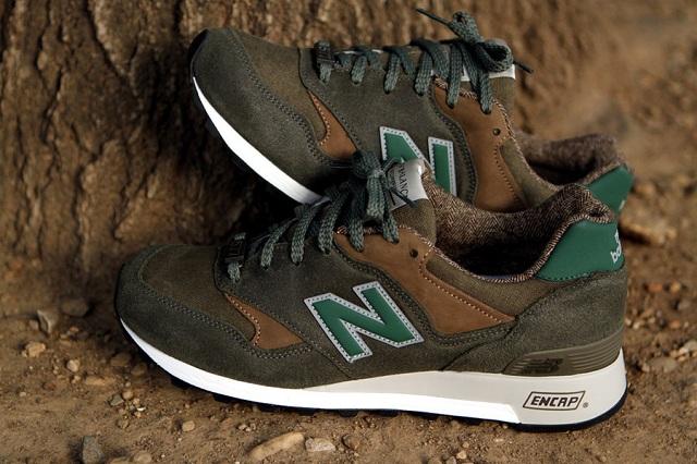 New Balance 577 Farmer's Market Olive Sneaker