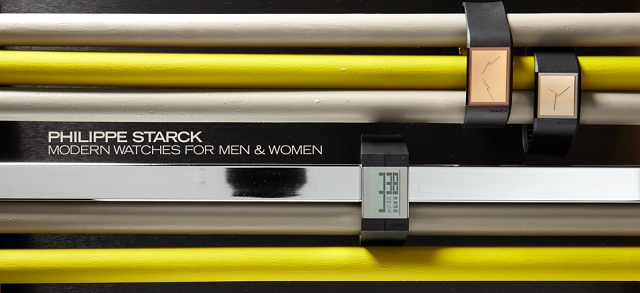 Philippe Starck: Modern Watches for Men & Women at MYHABIT