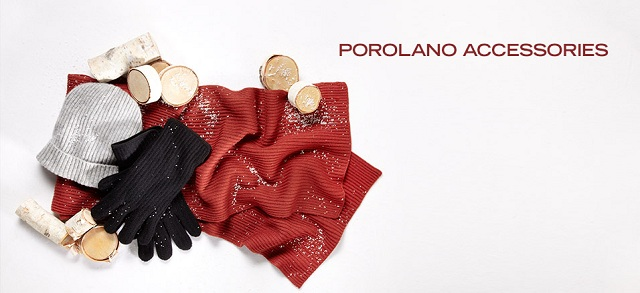Portolano Accessories at MYHABIT