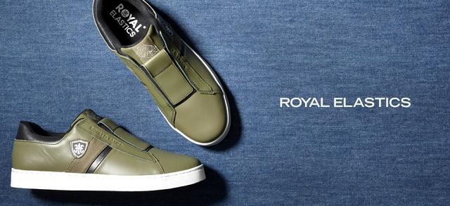 Royal Elastics at MYHABIT