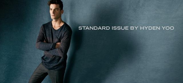 Standard Issue by Hyden Yoo at MYHABIT