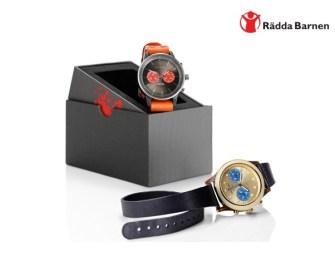 TRIWA x Rädda Barnen Collection Watches