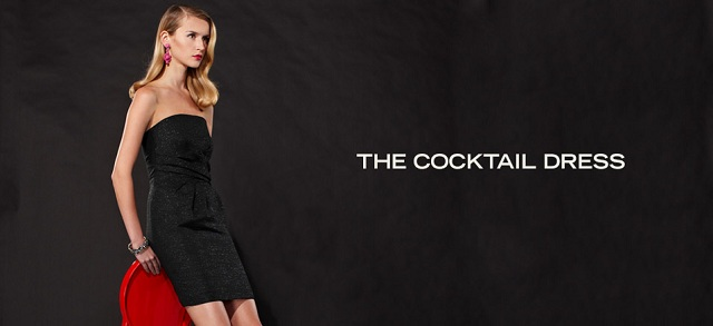 The Cocktail Dress at MYHABIT