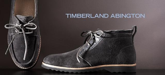 Timblerland Abington at MYHABIT