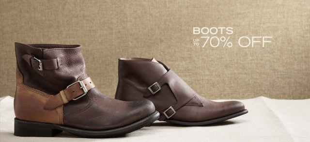 Up to 70% Off Boots at MYHABIT