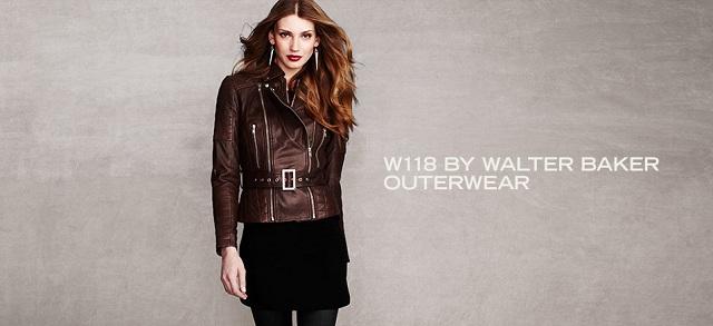 W118 by Walter Baker Outerwear at MYHABIT