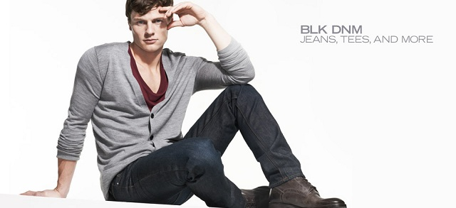 BLK DNM: Jeans, Tees, and More at MYHABIT
