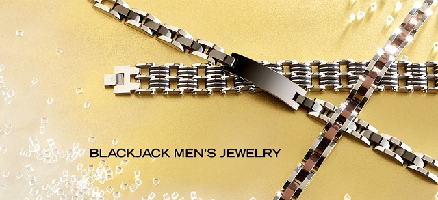 BlackJack Men's Jewelry at MYHABIT
