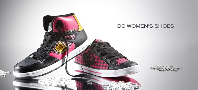 DC Women's Shoes at MYHABIT