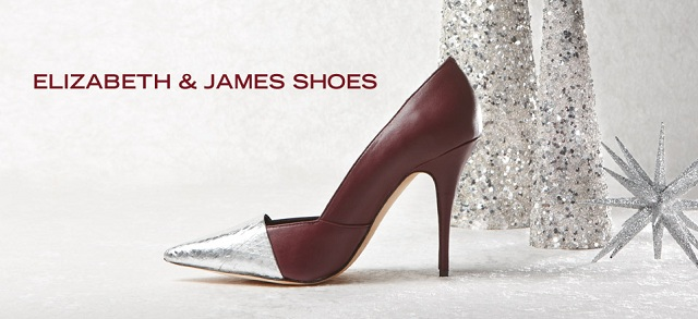 Elizabeth and James Shoes at MYHABIT