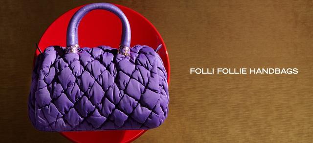 Folli Follie Handbags at MYHABIT