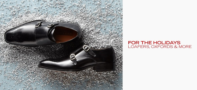 For the Holidays: Loafers, Oxfords & More at MYHABIT
