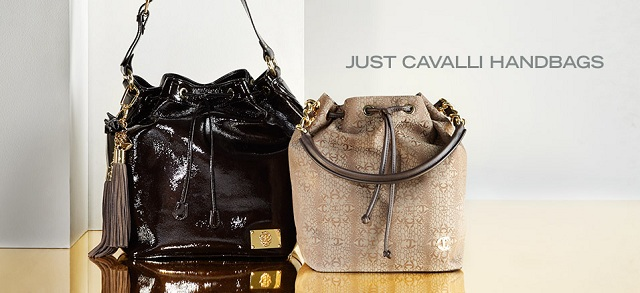 Just Cavalli Handbags at MYHABIT