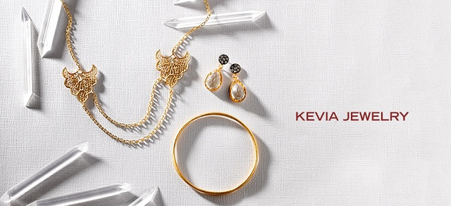 Kevia Jewelry at MYHABIT
