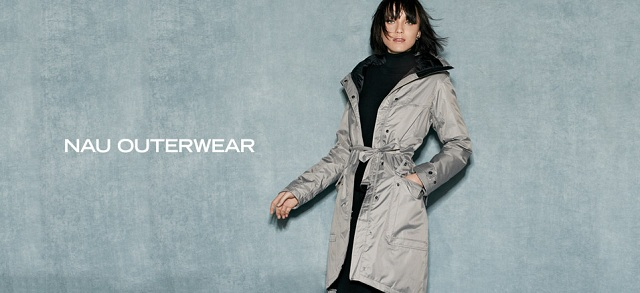 Nau Outerwear at MYHABIT