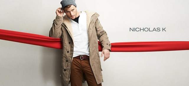 Nicholas K at MYHABIT