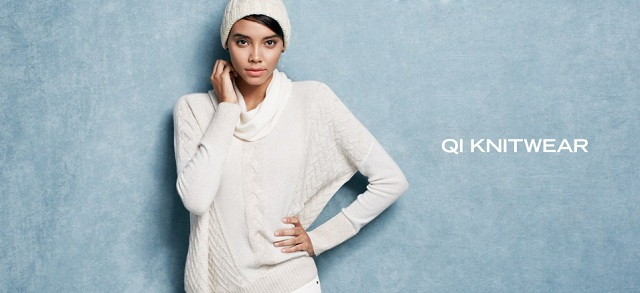 Qi Knitwear at MYHABIT