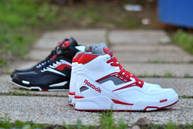 Reebok Twilight Zone Pump Holiday 2012 Pack