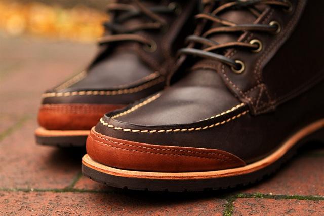 Ronnie Fieg X Sebago Bergen Boot