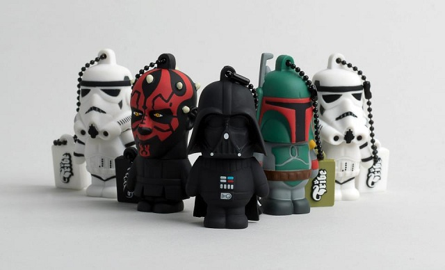 Tribe Star Wars USB Flash Drives_3