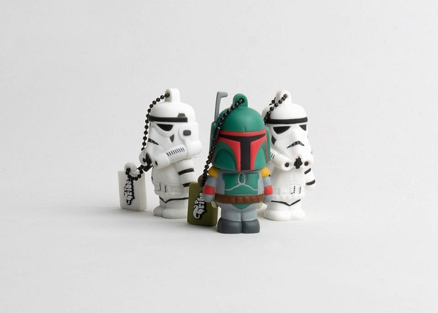 Tribe Star Wars USB Flash Drives_4