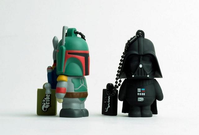 Tribe Star Wars USB Flash Drives_5