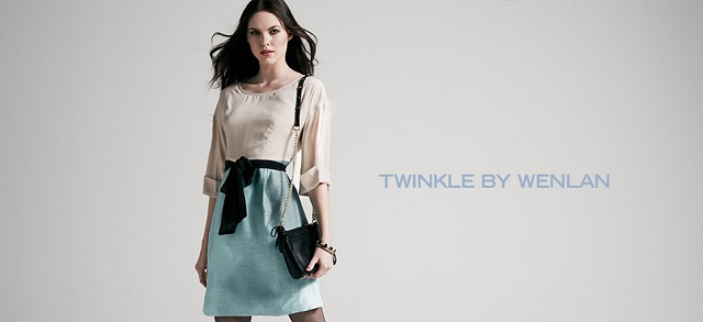 Twinkle by Wenlan at MYHABIT