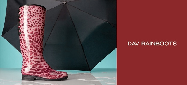 däv Rainboots at MYHABIT