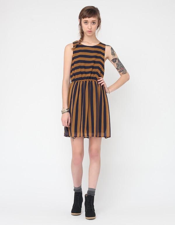 ANJA DRESS