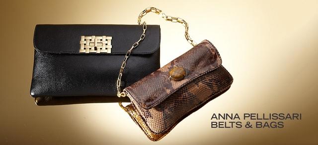 Anna Pellissari Belts & Bags at MYHABIT