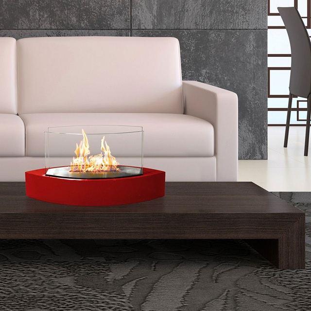 Anywhere Fireplace Lexington Tabletop Ethanol Fireplace_1