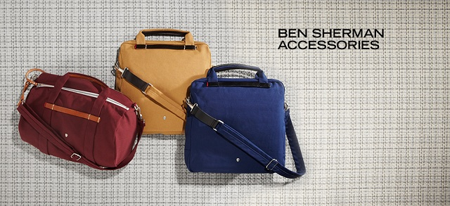Ben Sherman Accessories at MYHABIT