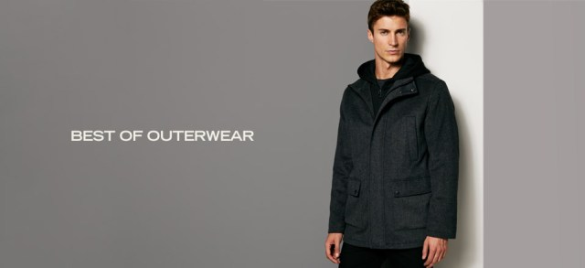 Best of Outerwear at MYHABIT