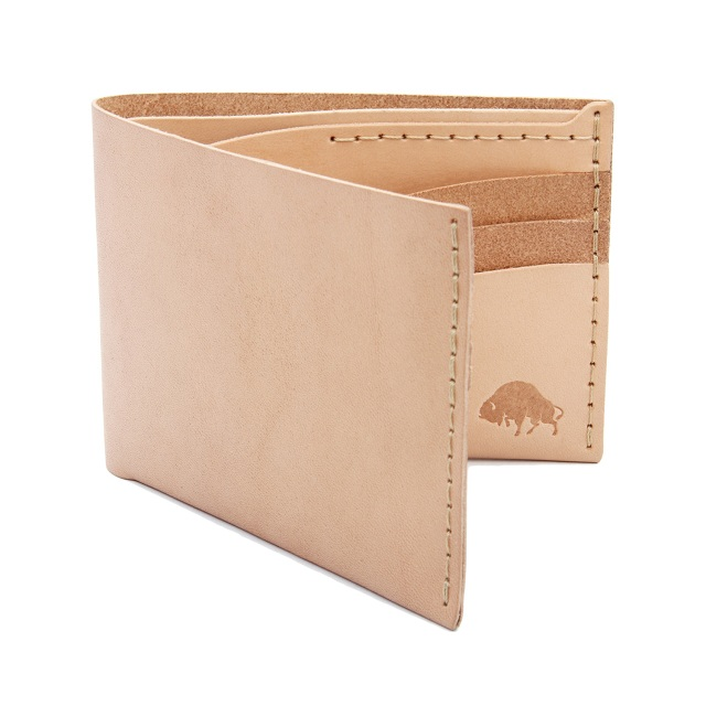 Bison Made 8 Pocket Wallet