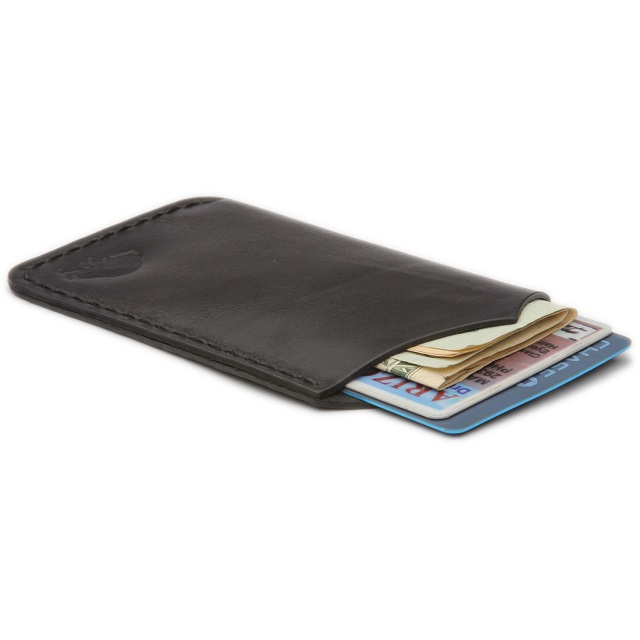 Bison Made Chicago Front Wallet