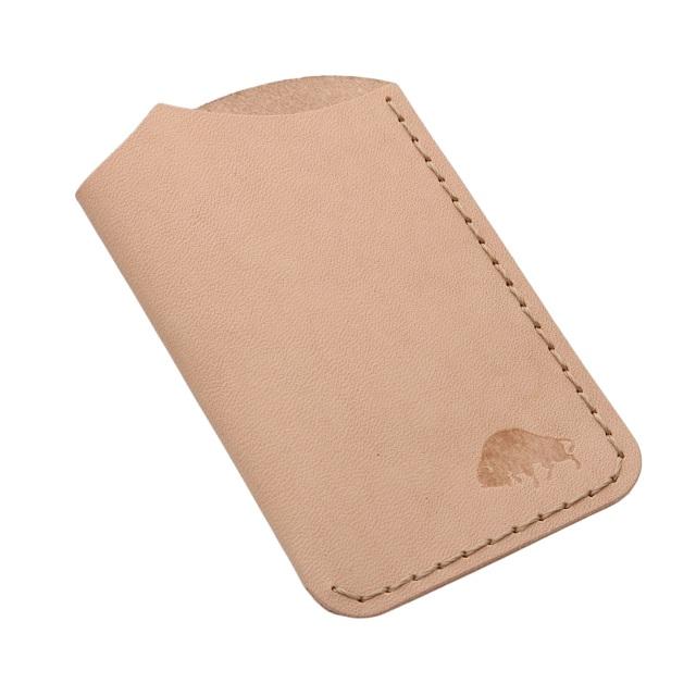 Bison Made Front Wallet
